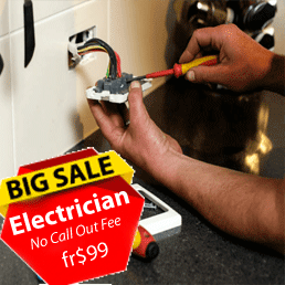 Fremantle Electrician fr$99