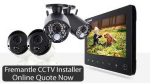 FFremantle-CCTV-Installation
