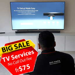 TV & Antenna Guy fr$75
